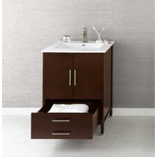 Juno 24 Single Bathroom Vanity Set by Ronbow