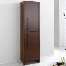 """Delano Free Standing 15.7"""" W x 62.2"""" H Linen Tower"""
