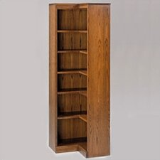 200 Signature Series Inside 72 Corner Unit Bookcase by Hale Bookcases