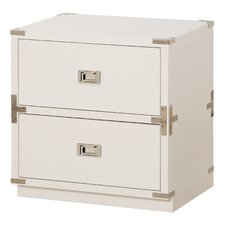 Wellington 2 Drawer Chest by OSP Designs