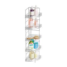 Metal Free Standing Shower Caddy