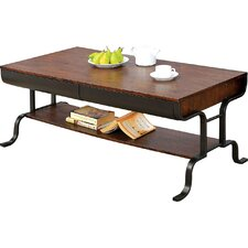 Rochelle Coffee Table by 17 Stories