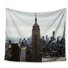 New York Stories by Chelsea Victoria Wall Tapestry