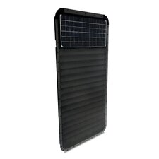 800 BTU Wall Mounted Solar Forced Air Panel Heater