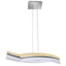 Metis 2-Light LED Kitchen Island Pendant