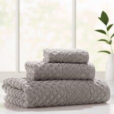 Flanagan 3 Piece Towel Set
