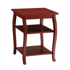 Red End Amp Side Tables You Ll Love Wayfair