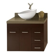 Bella 32 Single Bathroom Vanity Set by Ronbow