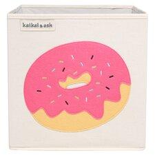 Dessert Donut Canvas Storage Box