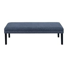 Ashbury Upholstered Bedroom Bench by Charlton Home