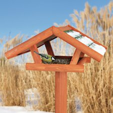 Traditional Tray Bird Feeder