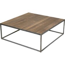 Square Vintage Coffee Table