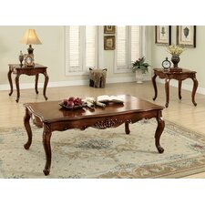 Adams Coffee Table Set by Astoria Grand
