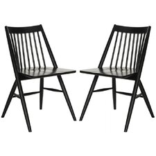 Seraphina Solid Wood Dining Chair (Set of 2)