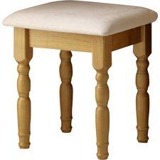 Woodward Upholstered Dressing Table Stool
