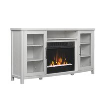 """Byas 54"""" TV Stand with Electric Fireplace"""