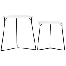 Dejong 2 Piece Nesting Tables