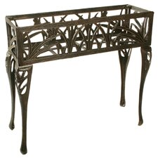 Butterfly Rectangular Plant Stand