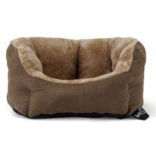 Polar Pet Bed in Brown
