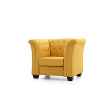 Tignor Tufted Armchair by Darby Home Co