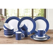 Linear 16 Pieces Dinnerware Set