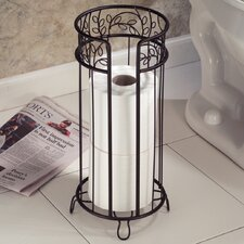 Twigz Free Standing Toilet Paper Roll Holder