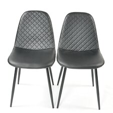 Diamond Back Dining Chair (Set of 2)