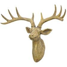Resin Deer Wall Décor