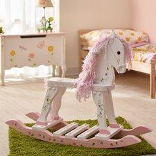 Princess and Frog Rocking Horse