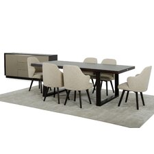 Catsby 8 Piece Dining Set