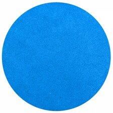 Rasenteppich in Blau