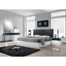 Linehan Platform 5 Piece Bedroom Set