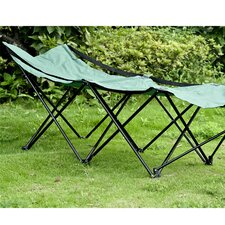 Outsunny Folding Camping Cot