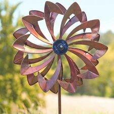 Solar Led Flower Spinner