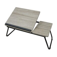 Laptop Tray Table with Foldable Legs by Design Styles