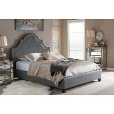 Zack Upholstered Platform Bed