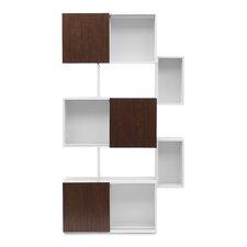 Miranda 74.25 Accent Shelves Bookcase by Wade Logan