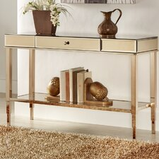 Banford Mirrored Console Table by House of Hampton®