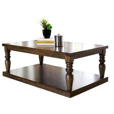 Sainte-Rose Wood Coffee Table by Laurel Foundry Modern Farmhouse