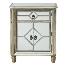 Balham 1 Drawer and 2 Door Accent Cabinet by House of Hampton®