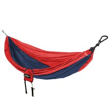 Travel Double Nylon Camping Hammock