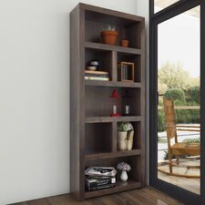Grandfield 79 Cube Unit Bookcase by Loon Peak