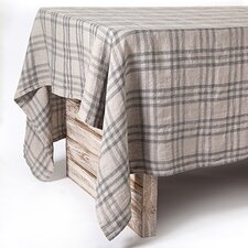 Bistro Checker Tablecloth
