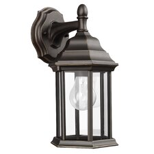 Sevier 1-Light Outdoor Wall Lantern