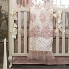 Remember My Love 4 Piece Crib Bedding Set