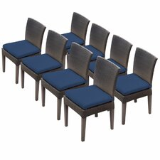 Napa Dining Side Chair with Cushion (Set of 8) (Set of 8)