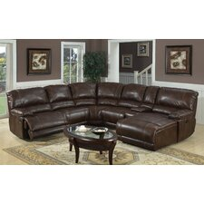 Jacob Reversible 6 Piece Chaise Sectional