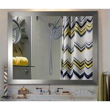 Modern Overmantel Wall Mirror