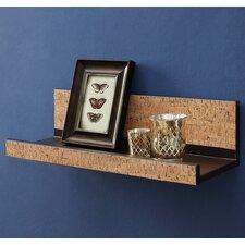 Decorative Cork Wall Shelf