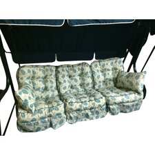 Lord 4 Seater Hammock Cushion Set